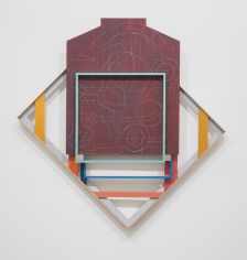 ANDREW LYGHT Painting Structures P330, 2018-2019
