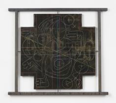 ANDREW LYGHT Industrial Painting/Sheathing 0486DF, 1994-1995