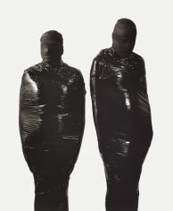 ELIZABETH HEYERT THE BOUND, Two Men In Black