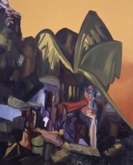LES ROGERS, Nestled, 2004