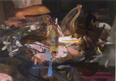 LES ROGERS  Tall Vanity, 2009  Oil on canvas
