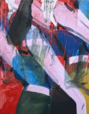 LES ROGERS  Fresh Fresh, 2002  Oil on canvas