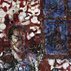 Putting the Pieces Together: Julian Schnabel