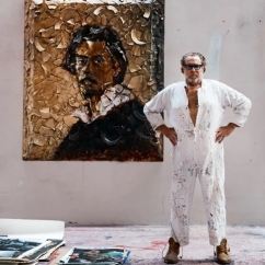 Julian Schnabel: an audience with the 'master'