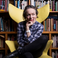 Laurie Anderson's Glorious, Chaotic New York