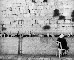 Rosalind Solomon's Portraits from Israel and the West Bank