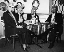 We are the subject: Lisette Model, Diane Arbus, Rosalind Fox Solomon