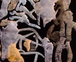 Frederick Sommer: Glue Drawings