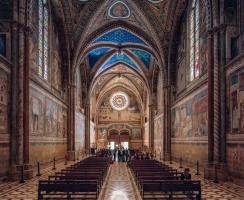 Ahmet Ertuğ - Basilica of St Francis of Assisi, 2017  | Bruce Silverstein Gallery