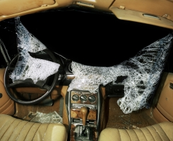 Photos of Mangled Cars Find Beauty in the Wreckage