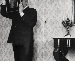 The Experimental Photographs of Surrealist Painter René Magritte