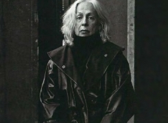 Lynda Benglis in Interview Magazine
