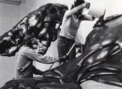 Lynda Benglis: Art in America