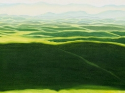 ROBIN GOWEN , The Unnamed Hills II,