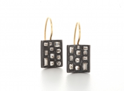 Earrings by Todd Pownell