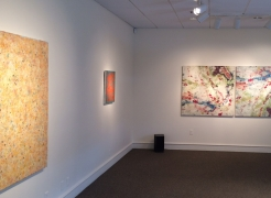 "Rainer Gross at ""Frederic Boiloix Fine Art"" in Ketchum (Sun Valley) Idaho"