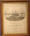 Boston Light Infantry Print by FH Lane 1837