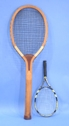 Graves & Thomas Over Sized Tennis Racket