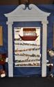 New England Federal Painted Doorway