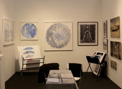 Art on Paper NY 2017 , Pier 36, New York City