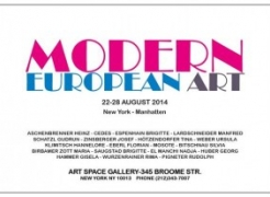 Contemporary European Artists Group Show