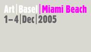ART BASEL MIAMI SOLO PRESENTATION