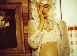 Vogue on Marianna Rothen