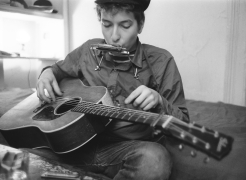 Bob Dylan Panel at Steven Kasher Gallery Featuring Ted Russell