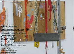 New Sound Sculptures and Paintings