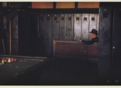 Arthur Leipzig: Color Photographs (Drawing Gallery)