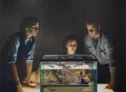 Four Realists: Beal, Gillespie, Leslie, Valerio