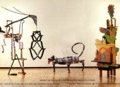 Spectrum: New Work in Three Dimensions