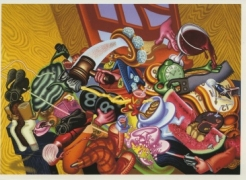 Peter Saul: New Paintings