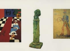 California in the 1970's: Bay Area Painting and Sculpture Revisited