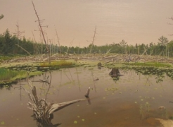 Andrew Lenaghan: Recent Paintings of Maine