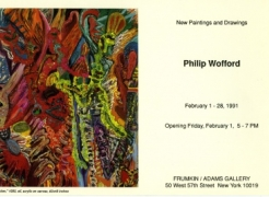 Philip Wofford: New Paintings and Drawings