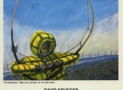 David Krueger: New Paintings and Works on Paper