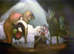 Ansel Krut: Exemplary Tales