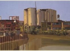 Andrew Lenaghan: Gowanus Paintings