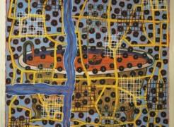 Luis Cruz Azaceta: New Orleans Paintings