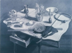 Around the House: Invitational Exhibition of Paintings, Drawing, Sculpture and Photography