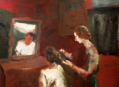 Elmer Bischoff: Figurative Paintings