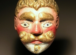 Male Mask | Gautemala | 19th Century | # 2636