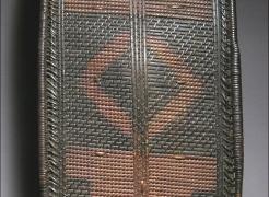 Wicker Shield | #8712