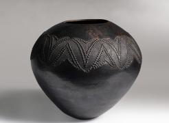 Traditional zulu ceramics