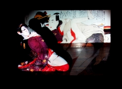 Eikoh Hosoe:Ukiyo-e Projections