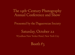 19th-century Photography Conference and Show