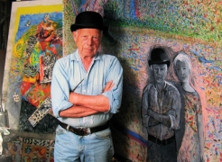 Mort Hamburg: Great Artists in Their Studios