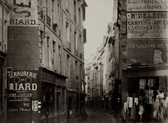 Charles Marville: Streetlamps of Paris