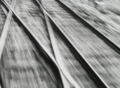 René Groebli: Rail Magic